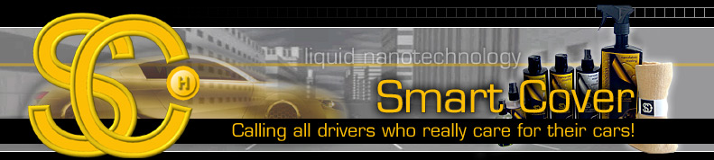 Smart Cover - Calling all  drivers who really care for their cars!